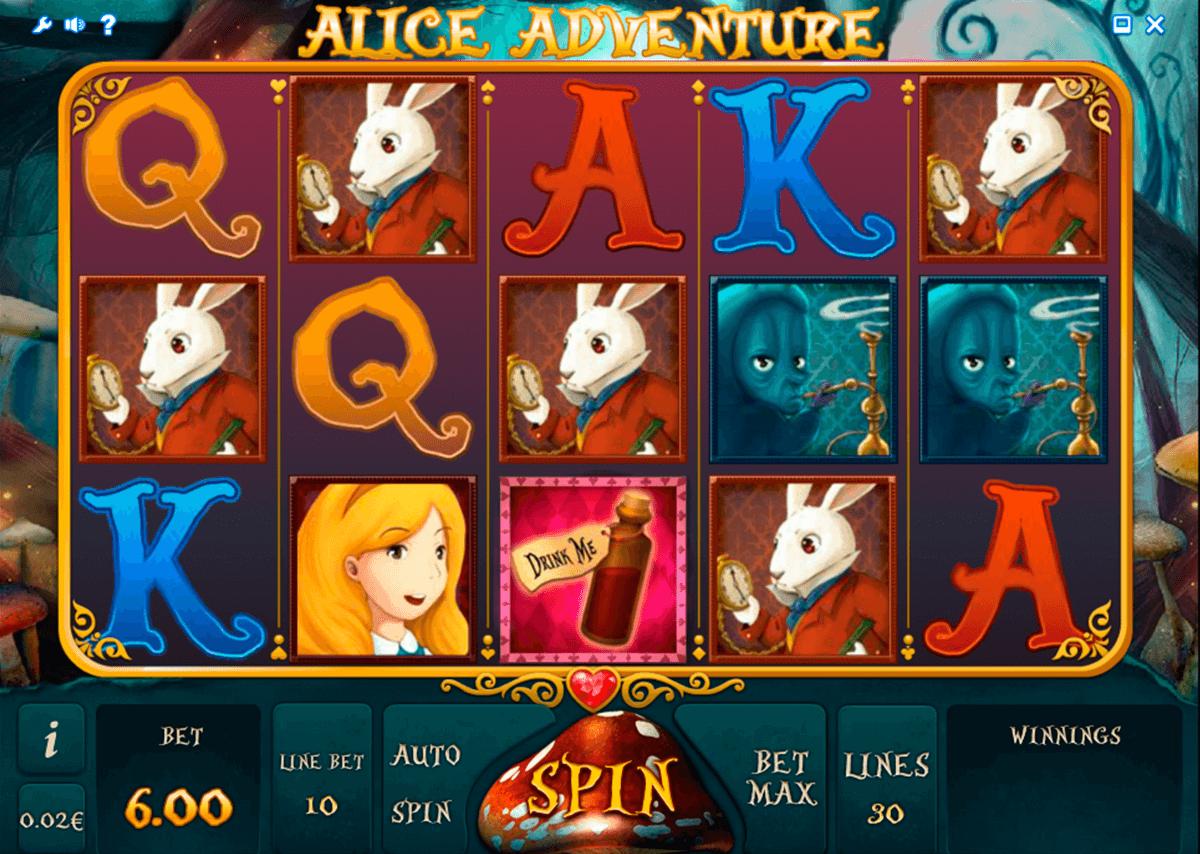 alice adventure isoftbet