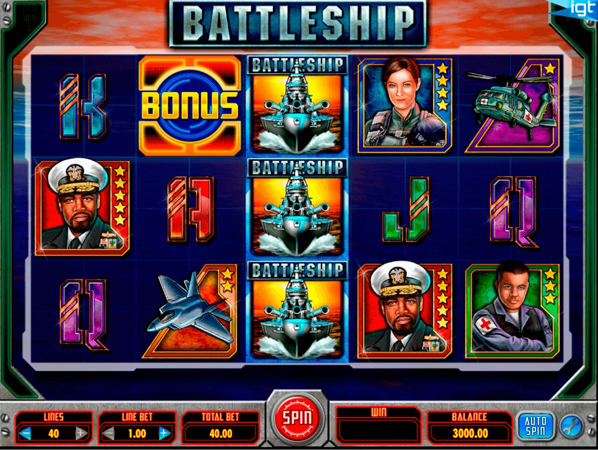 battleship igt