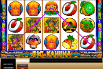big kahuna microgaming