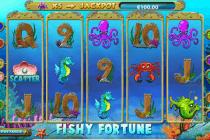fishy fortune netent