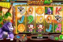 gorilla go wild netgen gaming