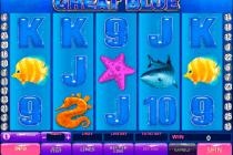 great blue playtech