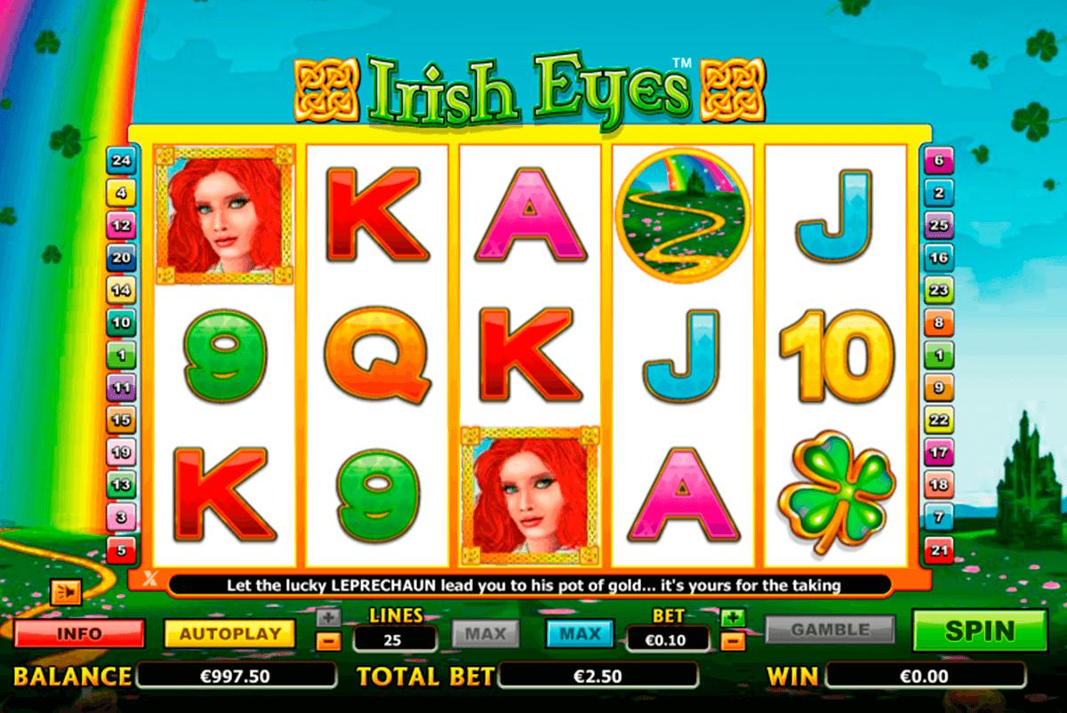 irish eyes nextgen gaming