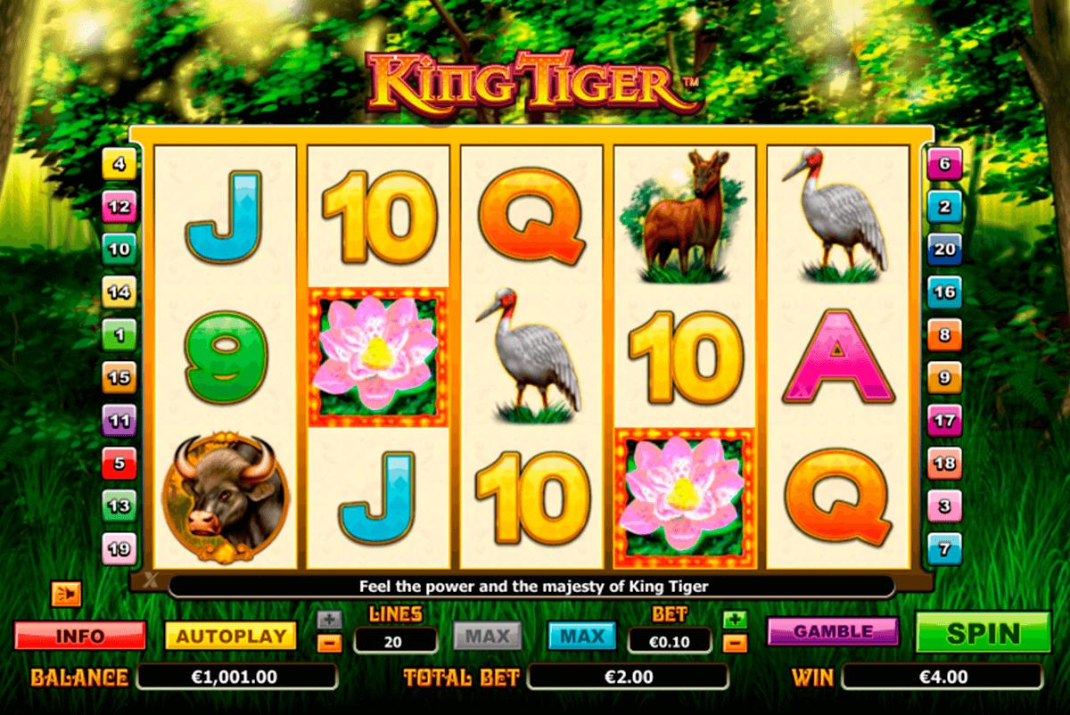 king tiger nextgen gaming