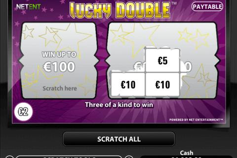 lucky double netent