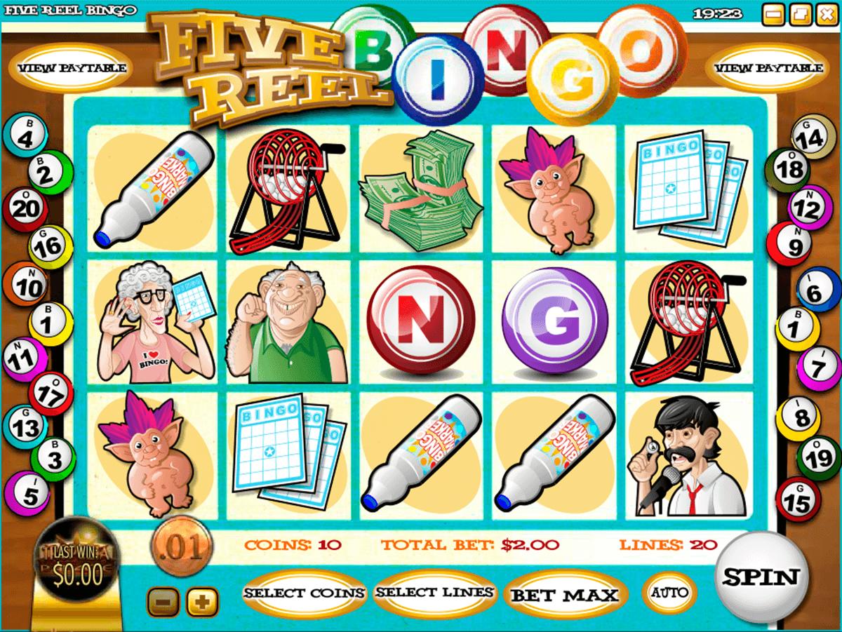 reely bingo leander