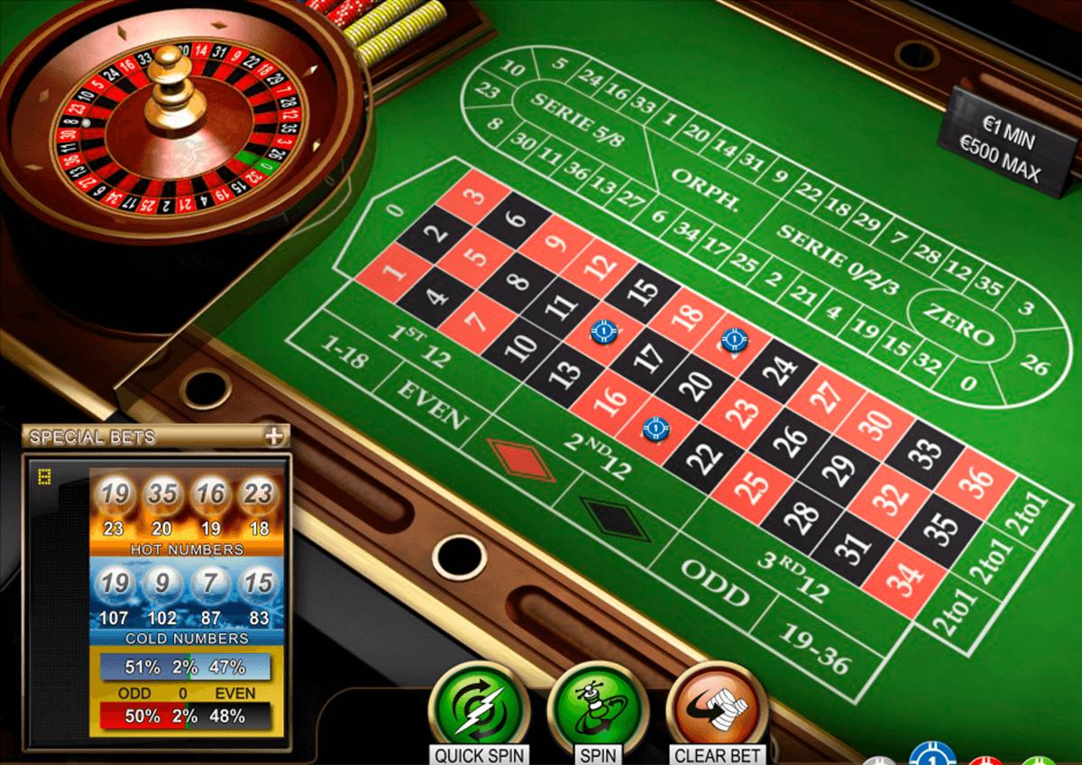 Casino Online Roulette Kostenlos