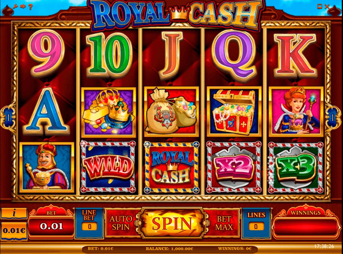 royal cash isoftbet