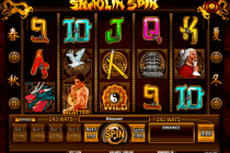 shaolin spin isoftbet
