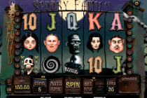 spooky family isoftbet