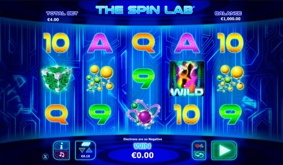 the spin lab nextgen gaming