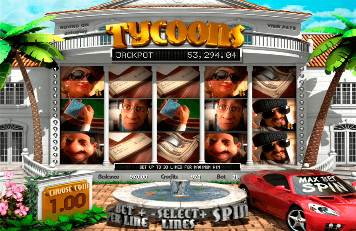 tycoons betsoft